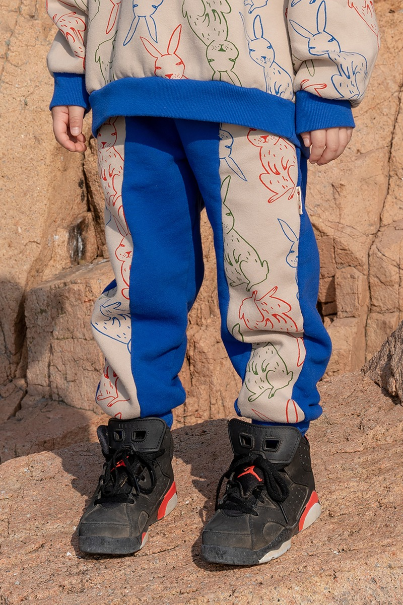 RABBIT JOGGER PANTS