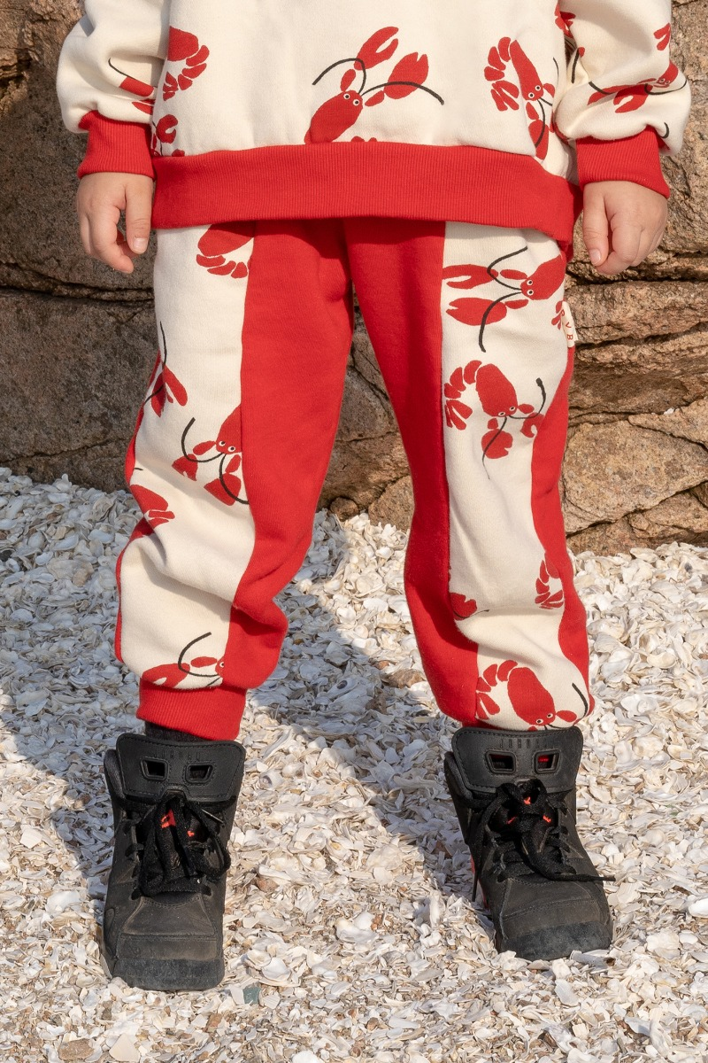 LOBSTER JOGGER PANTS