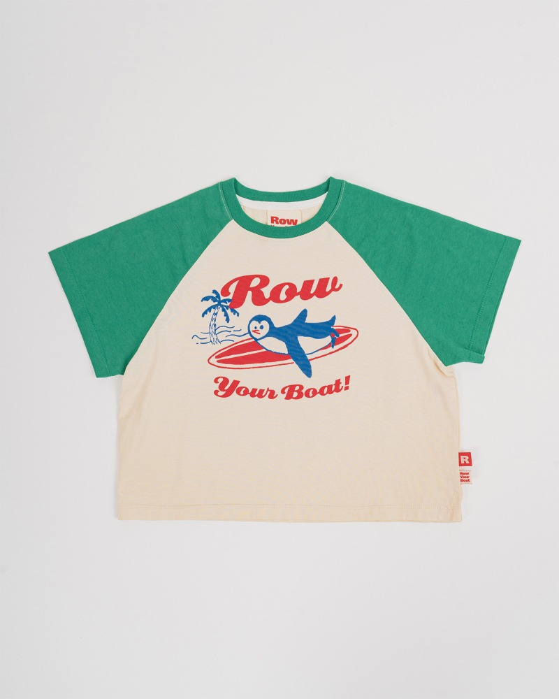 [3차 재입고] Row set - Green(S size)
