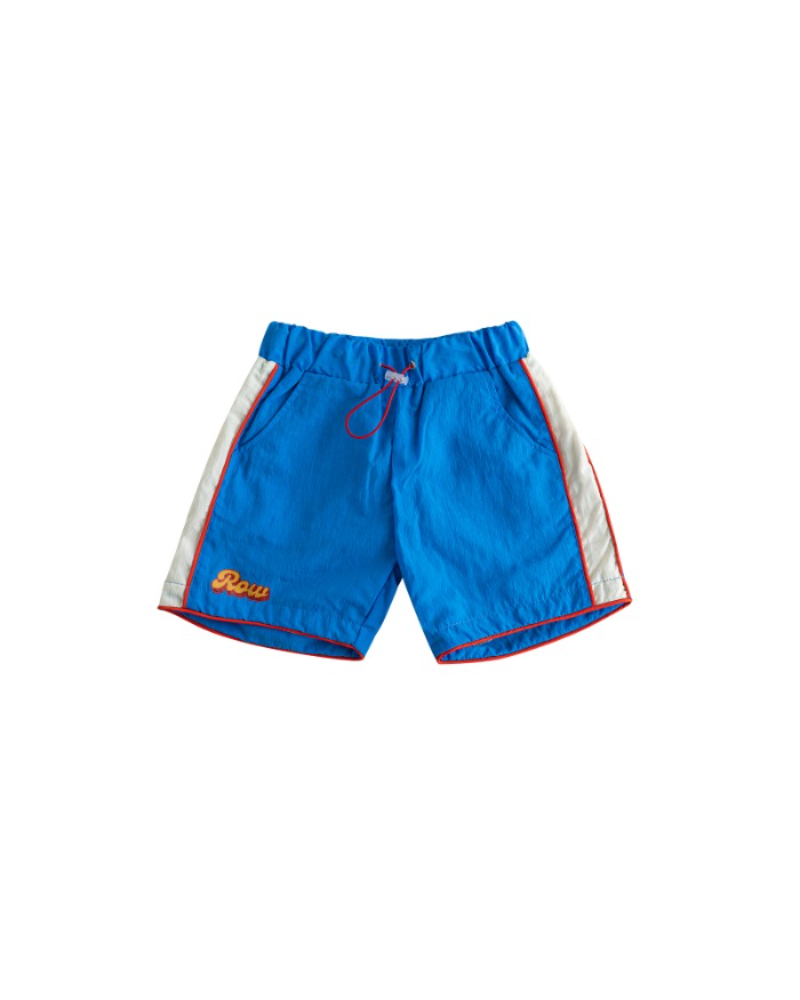 [2차 재입고] Row shorts- blue